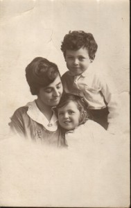 HUGHES, Alexander (Wife & Children)